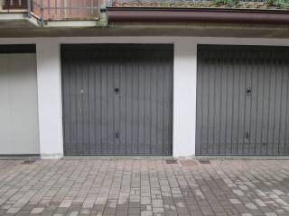 Foto - Box / Garage via Roma, Paderno d'Adda