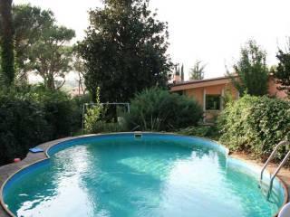 Foto - Villa via Tornese 6, Monte Caminetto, Sacrofano