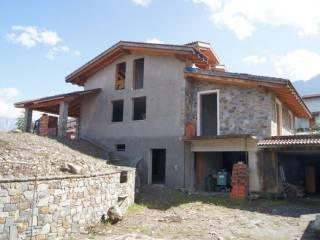 Foto - Villa via Ronchi, Laghetto, Colico