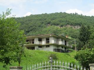 Foto - Villa via Selva 12, Zandobbio