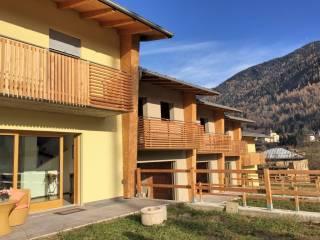 Foto - Villa a schiera via Botteri, Strembo