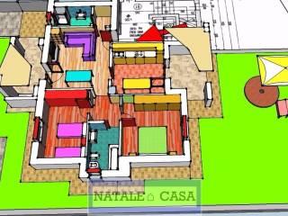 Foto - Quadrilocale nuovo, piano terra, San Vito Al Tagliamento