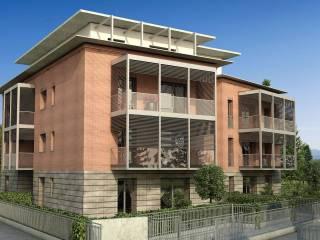 Foto - Trilocale via Torquato Tasso 9, Torre Boldone