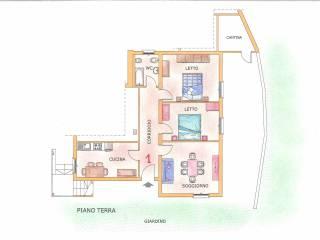 Foto - Villa Appartamento in affitto,, Lama Mocogno