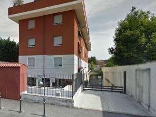Foto - Box / Garage via Ruggero Leoncavallo 7, Cazzaniga - Ospedale, Monza