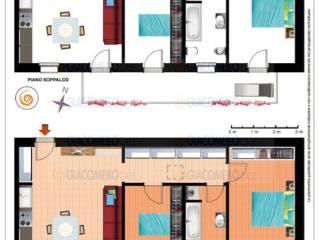 Foto - Trilocale nuovo, secondo piano, Ialmicco, Palmanova