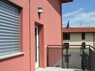 Foto - Trilocale via Santa Croce, Calusco D'Adda