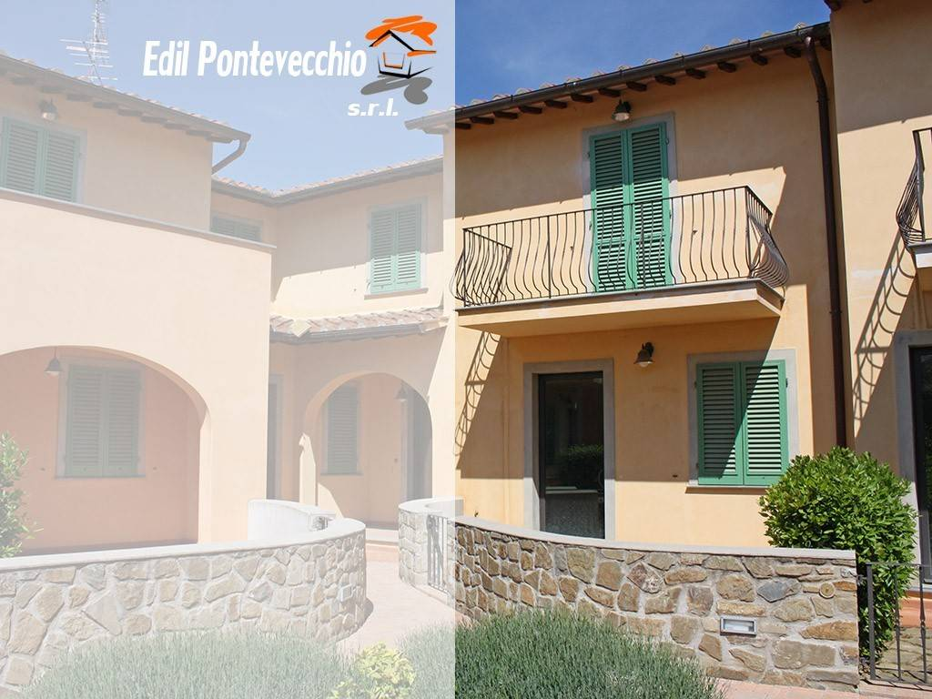foto ingress Single-family townhouse via Scopeti 87, San Casciano in Val di Pesa