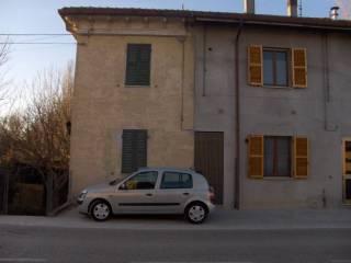 Foto - Casa indipendente 140 mq, da ristrutturare, San Filippo Sul Cesano, Mondavio
