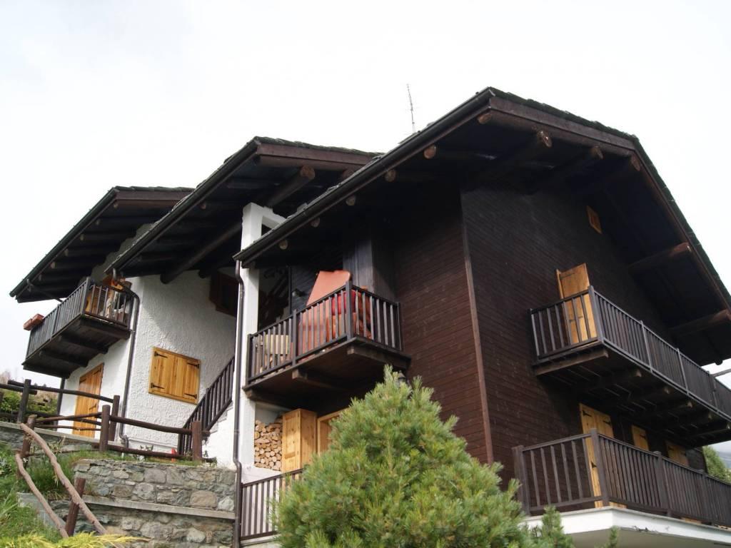 foto Esterno 2-room flat frazione Corgnolaz, Chamois