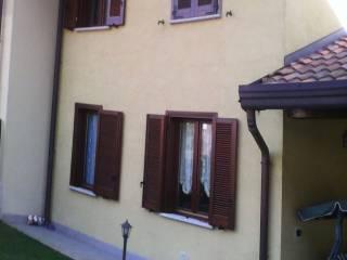 Foto - Villetta a schiera via Nuova 23, Lasnigo