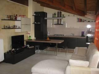 Foto - Trilocale via C  Porta 20, San Zeno, Olgiate Molgora