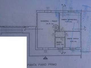 Foto - Trilocale nuovo, primo piano, Fornacette, Calcinaia