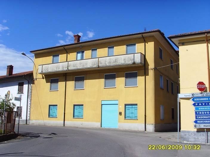 foto  Quadrilocale via Borgo 2, Battuda