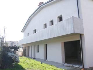 Foto - Quadrilocale via Palladio 82-86, Camisano Vicentino