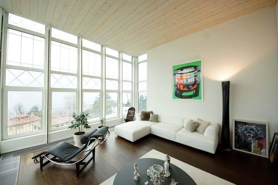 foto  Two-family villa 520 sq.m., Blevio