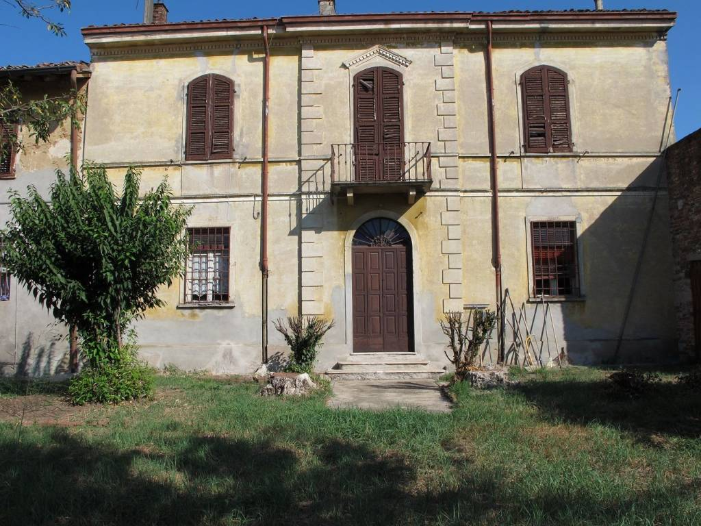 foto  Single family villa via Roma, Spinadesco