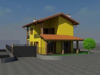 Foto - Villa, nuova, 150 mq, Albiano D'Ivrea