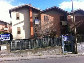 Foto - Villetta a schiera via Padre Franco 2, Ragalna