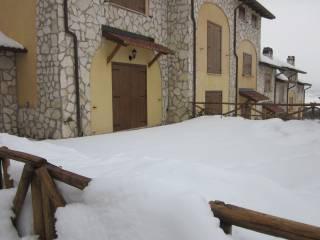 Foto - Villetta a schiera via San Lucia 558, I Cerri, Rocca Di Cambio