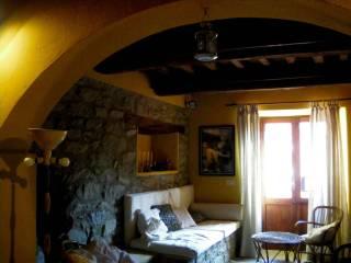 Foto - Rustico / Casale via Madonna 14, Corfino, Villa Collemandina