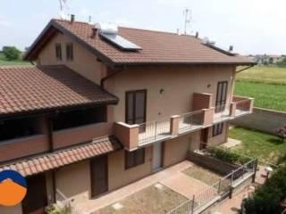 Foto - Villetta a schiera 4 locali, nuova, Marcallo, Marcallo Con Casone