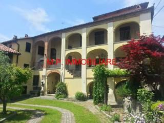 Foto - Casa indipendente via della Vittoria, Schierano, Passerano Marmorito