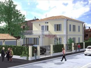 Foto - Appartamento in villa via L.la Marca 1, Senigallia