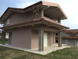 Foto - Villa via Campo Militare, Gagnago, Borgo Ticino