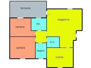 Foto - Appartamento via Fratelli Carraro 3, Mortise, Padova