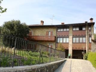 Foto - Attico / Mansarda via San Benedetto, Gronfaleggio, Pontida