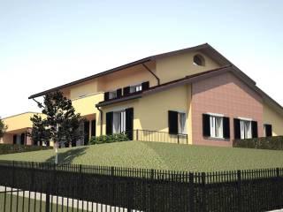 Foto - Trilocale via D  Gelsi, Montevecchia