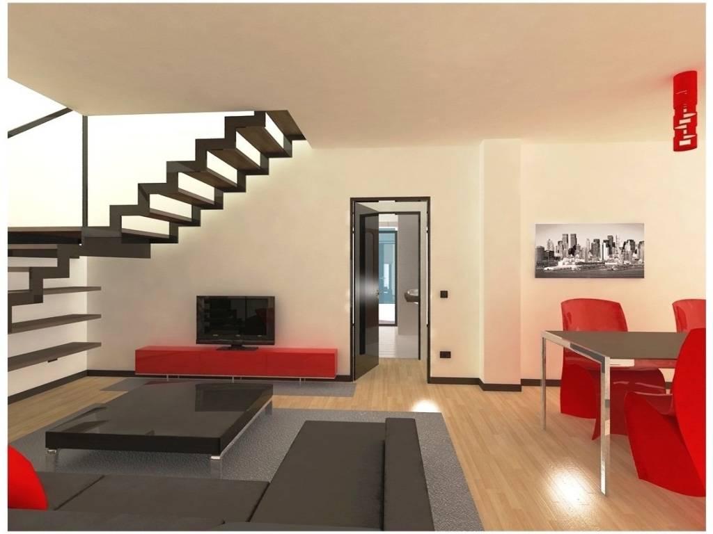 foto Render 1 Appartamento nuovo, ultimo piano, Boves