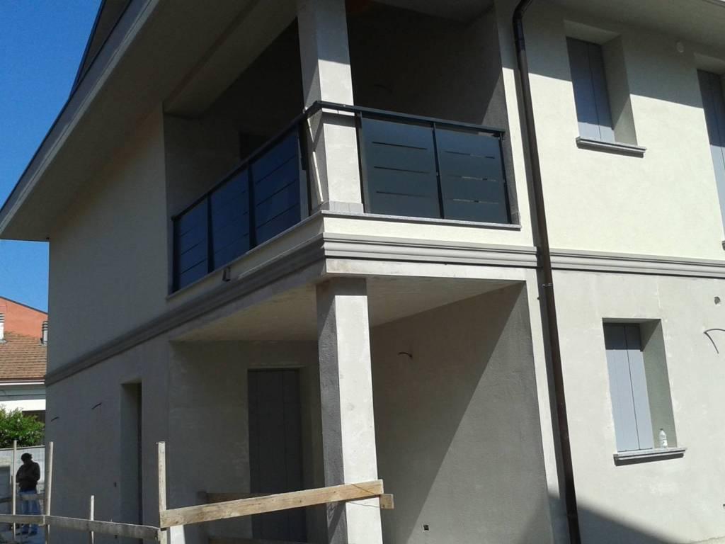 Vendita Villa Piacenza. Nuova, posto auto, terrazza, riscaldamento ...