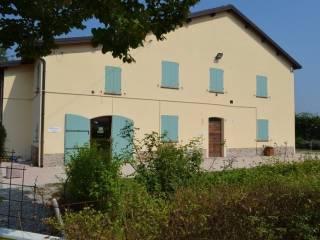 Foto - Casa indipendente via Vittorio Alfieri 8, Santa Maria Della Fossa, Novellara