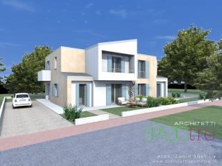 Foto - Villa, nuova, 130 mq, Ponte Crepaldo, Eraclea