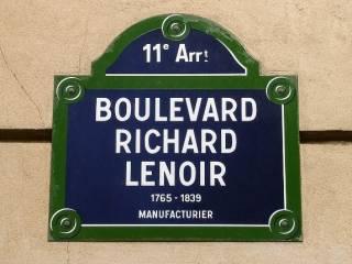 Foto - Monolocale Boulevard Richard Lenoir 37, Parigi