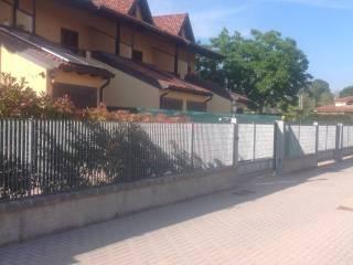 Foto - Villetta a schiera 4 locali, nuova, Caltignaga