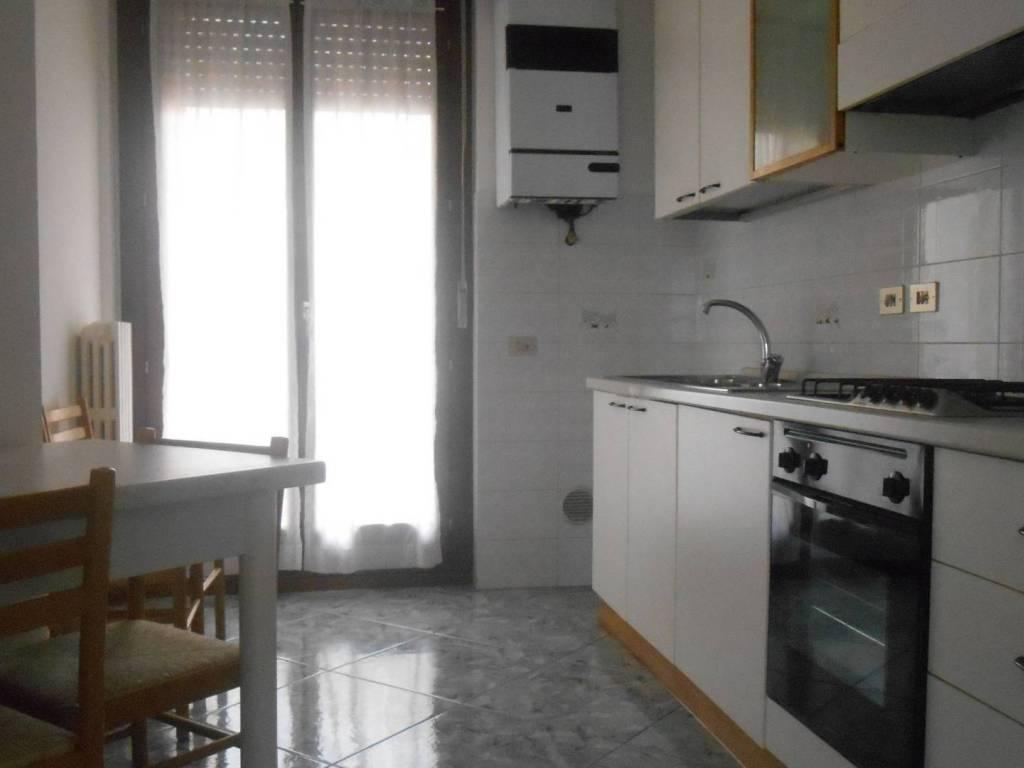 foto cucina Trilocale via Giuseppe Garibaldi 2, Monsano
