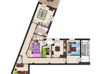 Foto - Appartamento via Alessandro Poerio, Vesalio, Cagliari