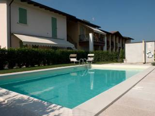 Foto - Bilocale nuovo, primo piano, Moniga Del Garda