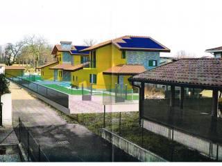 Foto - Villa, nuova, 90 mq, Pombia