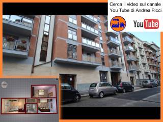Photo - 3-room flat via Caprie 18, Cit Turin, Torino
