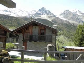 Foto - Casa indipendente frazione Tignet, Degioz, Valsavarenche