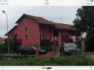 Foto - Rustico / Casale via Roma 3, Monsola, Villafalletto