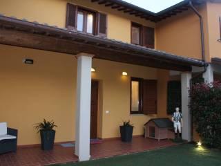 Foto - Villetta a schiera Località il Poggetto 43, Battifolle-Ruscello, Arezzo