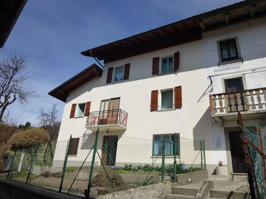 foto  Villa bifamiliare frazione Allegnidis, Lauco