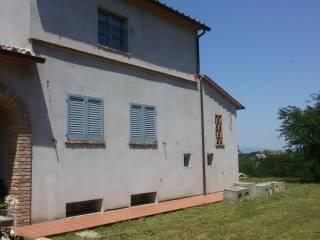 Foto - Rustico / Casale Località Poggio Ciliegio 1, Frassineto, Arezzo
