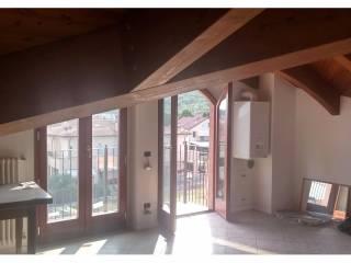 Foto - Attico / Mansarda via Giovanni Pascoli 93, Villa Verucchio, Verucchio