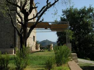 Foto - Trilocale ottimo stato, piano terra, Montone